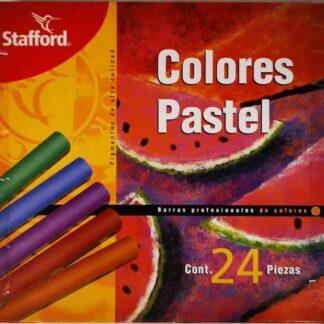 Barras profesionales de Colores Pastel