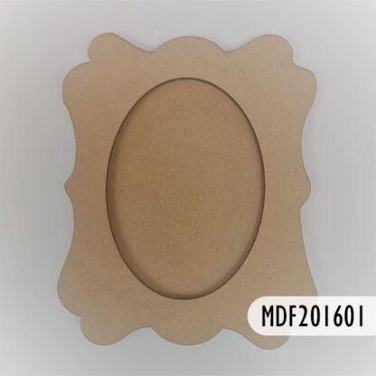 Porta retrato de MDF 6x Modelo 01, S69