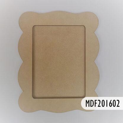 Porta retrato de MDF 6x Modelo 02, S69