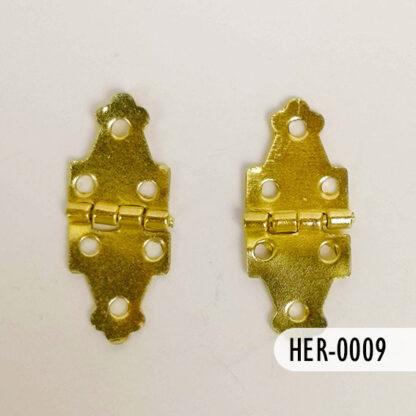 Mini Bisagra Pino 12 mm, S69