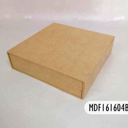 Cajón de MDF 16 cm, S69