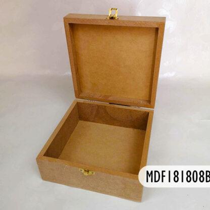 Caja MDF multiusos 18 cm