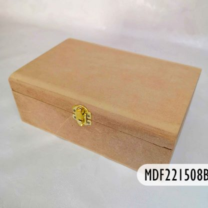 Baúl de MDF de 22 cm, S69