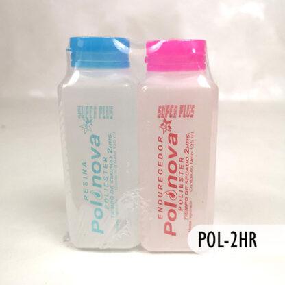 Poliéster A/B 2hrs Polinova, S69