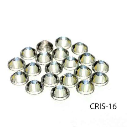 Cristales Tipo Swarovski Blanco, S69
