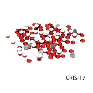 Cristales Tipo Swarovski Rojo, S69