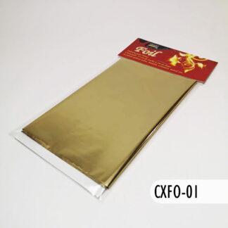 Papel Foil Createx #01, S69