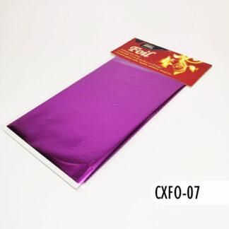 Papel Foil Createx #07, S69