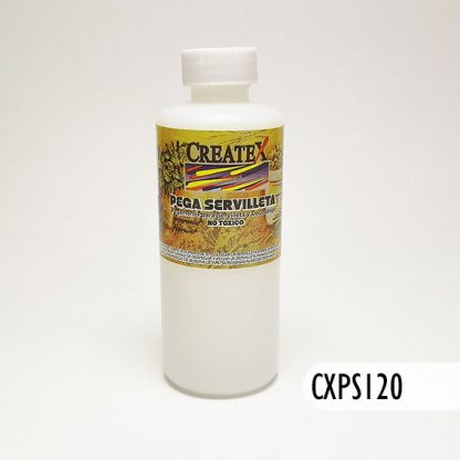 PEGA SERVILLETA CREATEX 120 ML, S69