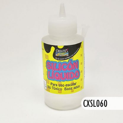 Silicón Líquido 60 ml Createx, S69