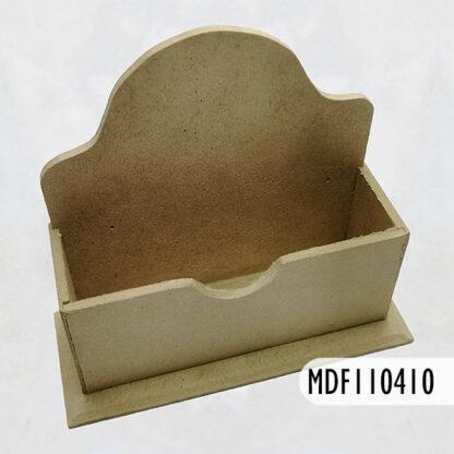 Tarjetero MDF 10 cm, S69