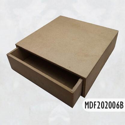 Cajón MDF multiusos 20 cm, S69