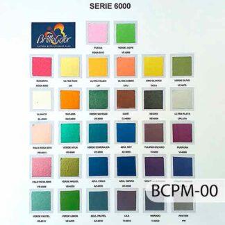 Metálicas Brilla Color